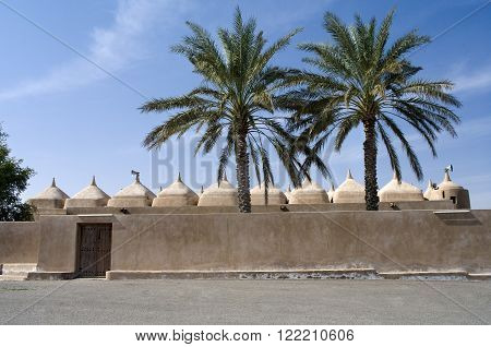 Al Samooda Mosque, Jalan Bani Bu Ali, Oman