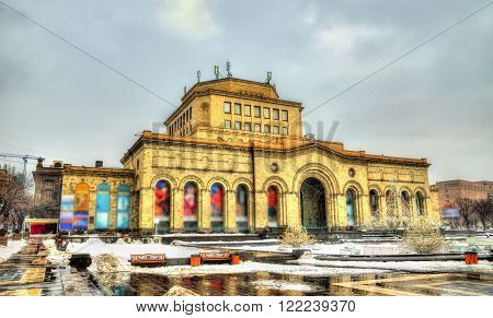 National Gallery and History Museum in Yerevan, Armenia