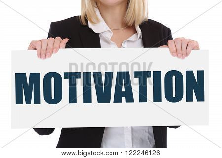 Motivation Strategy Coaching Training Success Successful Winning Business Concept
