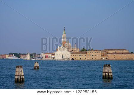 San Giorgio di Maggiore church - Venice Venezia Italy