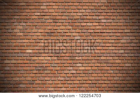 Brick Wall Can Be Used As A Background Image