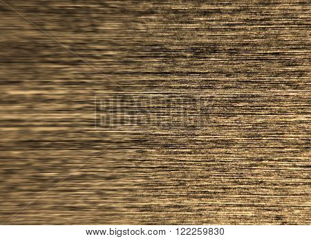 Macro View Of A Colored Brushed Metal Surface Mit Motion Blur