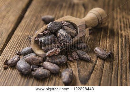 Roasted Cacao Beans