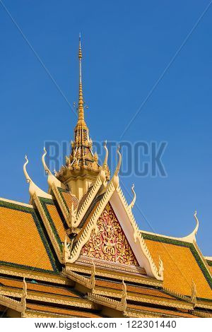 Beautiful Rooftop Architectural Details