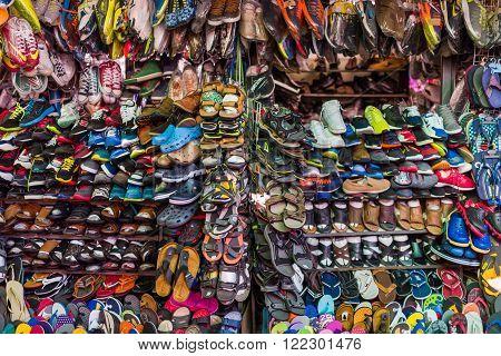 Shop Selling Footwear