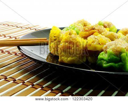 Shumai Dumplings Dim Sum