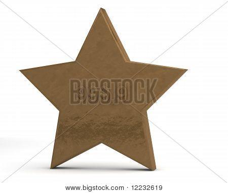 Gold star 999