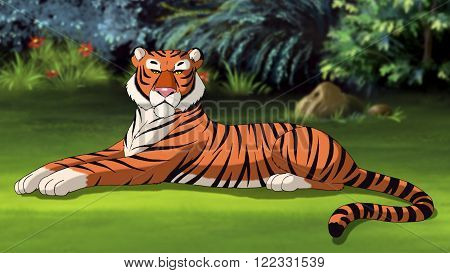 Bengal Tiger Image