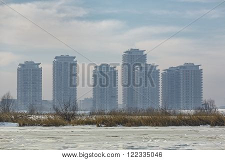 Residential Tower Blocks
