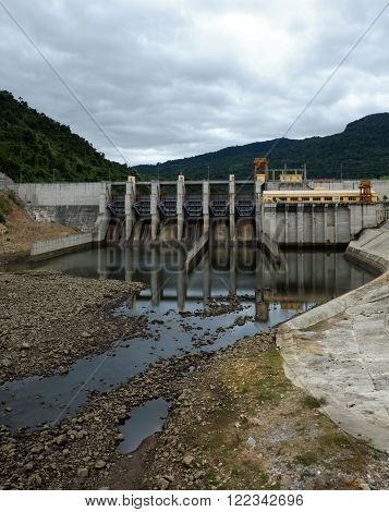 Song Bung Hydroelectric Plant, Energy