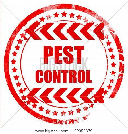 Pest control background with some smooth lines