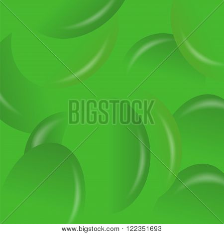 Green Candy Background.