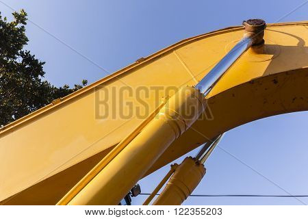 Hydaulic Pistons Ram Excavator