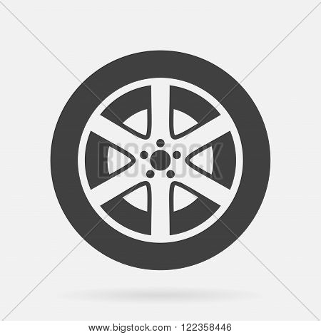 Tire, a ring-shaped vehicle component that covers the wheel's rim to protect it and enable better vehicle performance.