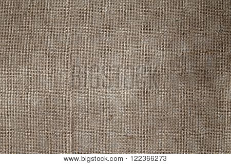 Burlap Background. Natural textured canvas.natural texture of burlap