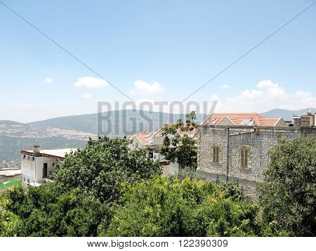 The Safed a very spiritual and beautiful place in Israel