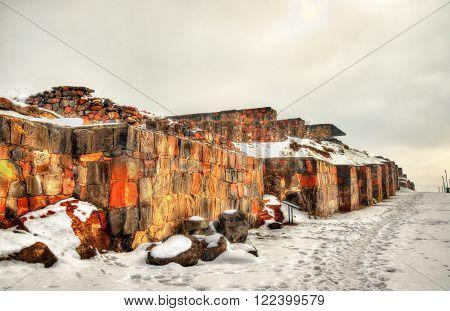 Erebuni Fortress, an Urartian fortified city in Yerevan, Armenia