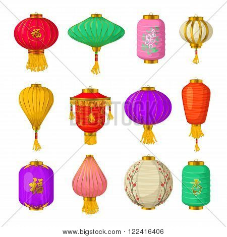 Chinese paper lanterns icons set. Chinese paper lanterns icons art. Chinese paper lanterns icons web. Chinese paper lanterns icons new. Chinese paper lanterns set. Chinese paper lanterns set art