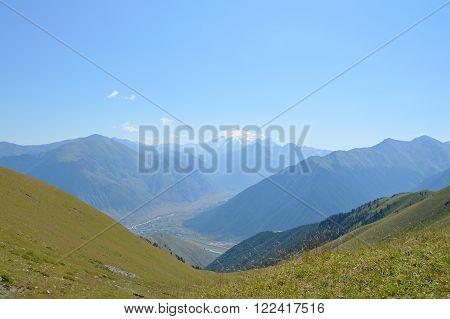 Elbrus Landscape, Mountain