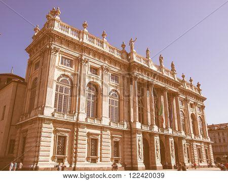 Palazzo Madama Turin Vintage