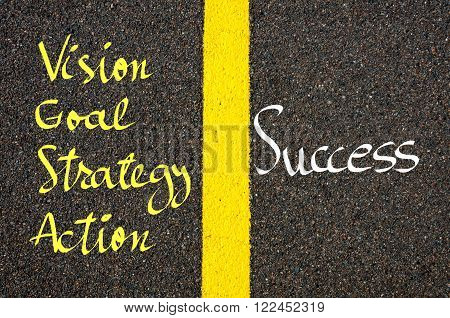 Concept Image Of Success