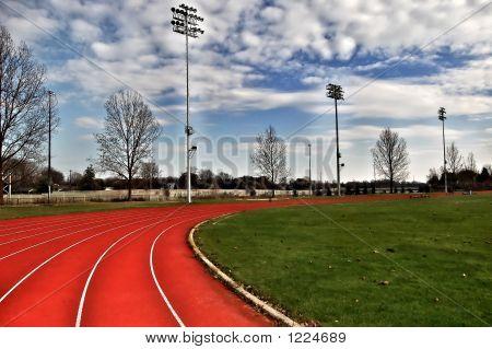Track Corner