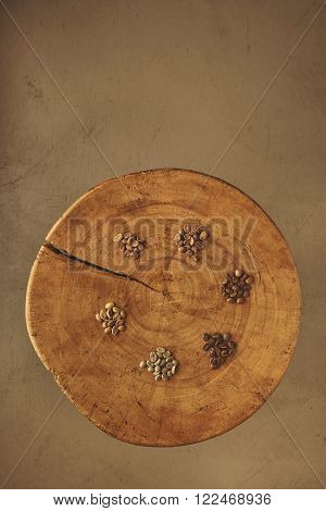 Different Grades Of Coffee Bean Professional Roasting Clockwise