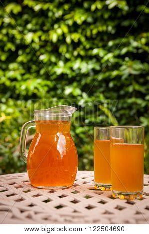 Jug Of Icead Tea