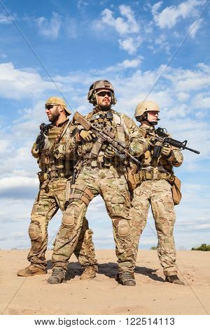 Green Berets US Army Special Forces Group soldiers