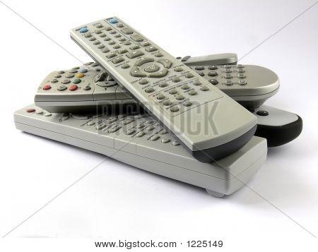 Remotes Pile 2