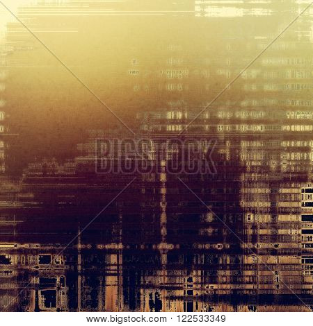 Hi res grunge texture or retro background. With different color patterns: yellow (beige); brown; purple (violet); gray