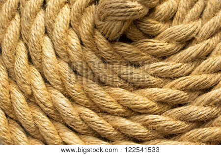 ship rope as background texrure