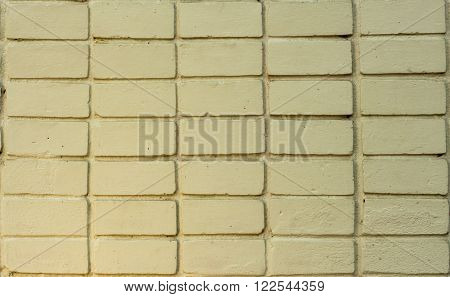Brick Wall Seamless  Background - Texture Pattern For Continuous Replicate.