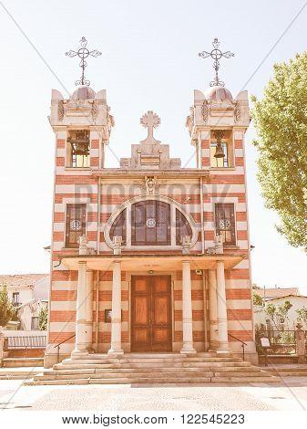 Church Of St Elizabeth Vintage