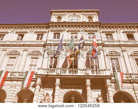 Palazzo Di Citta, Turin Vintage
