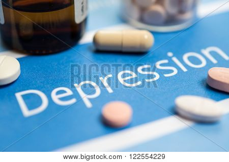 Anti depression pills