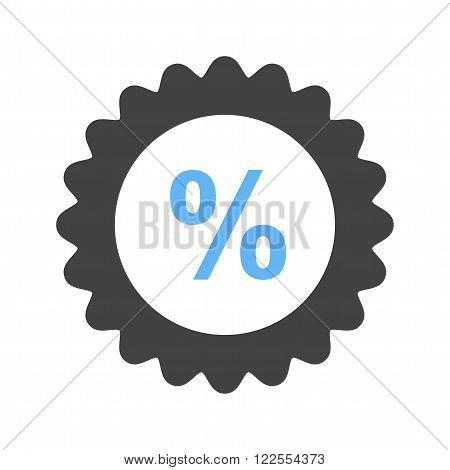 Percentage, price, discount icon vector image.Can also be used for marketing. Suitable for use on web apps, mobile apps and print media.