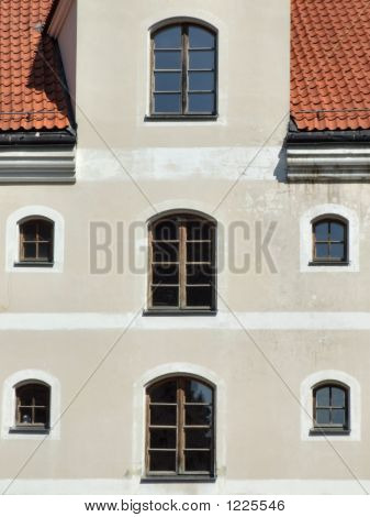 Riga City - Windows