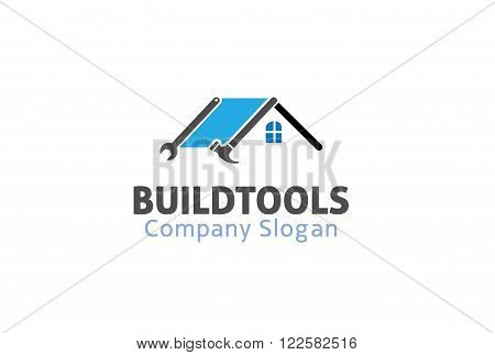 Build Tools Creative And Symbolic Design Illustration
