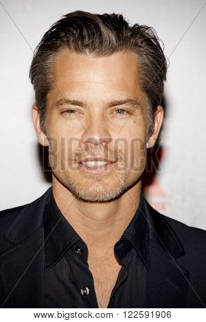 Timothy Olyphant at the FX's Season 3 Screening of