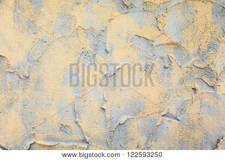 plasterer cement  at wall for texture back ground