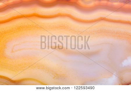 background with yellow agate structure