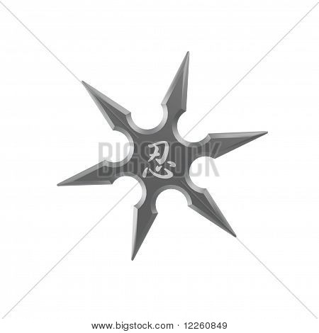 Ninja Star Shuriken