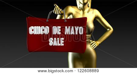 Cinco de Mayo Sale or Sales as a Special Event