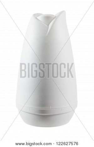 Bottle of Air Freshener on White Background