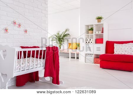 Perfect Nursery Space