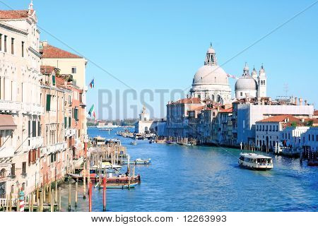 Santa Maria Della Salute Church of Health