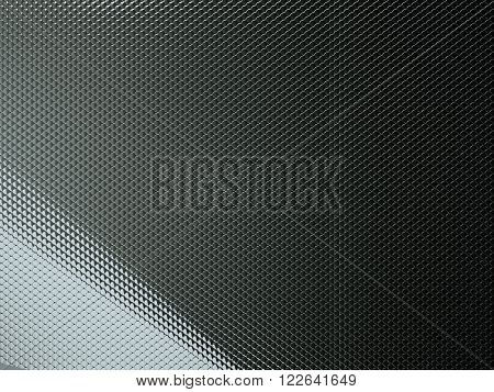 Grey Scales Textured Metallic Background