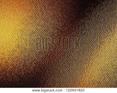Scales Or Squama Golden Texture Or Metallic Background