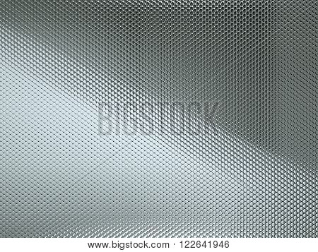 Textured Scales Or Squama Grey Background